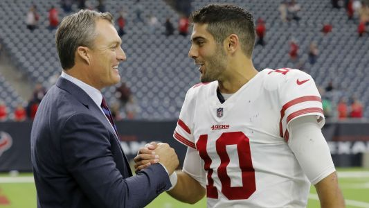 Jimmy Garoppolo contract is important, but 49ers are rich enough for patience