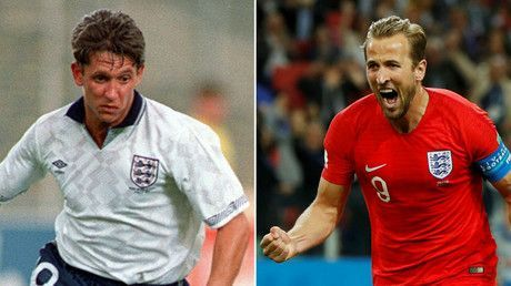How do Gareth Southgate's England side rank against the class of 1990?