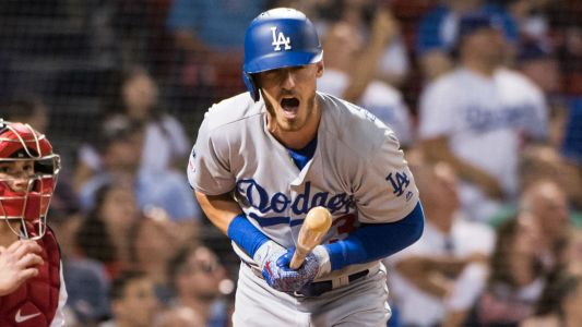 MLB wrap: Dodgers rout Phillies as Cody Bellinger hits 2 more home runs