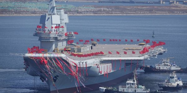 Here's how China's new aircraft carrier stacks up to its predecessor