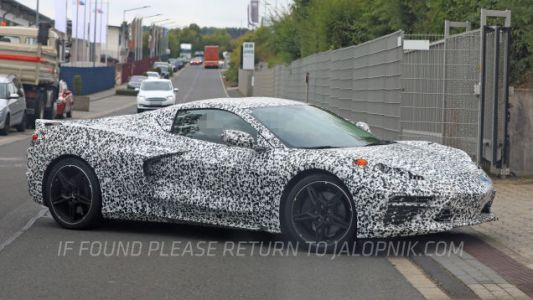 Chevrolet Confirms C8 Corvette Will Debut On July, 18th