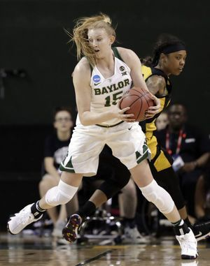 Challenged post player helps Baylor women to Sweet 16 again