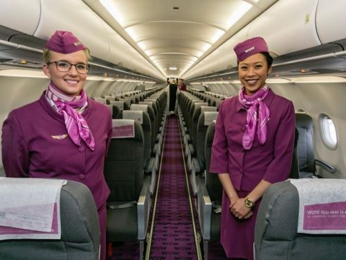 WOW Air is selling $69 flights from the US to Europe - but there's a catch
