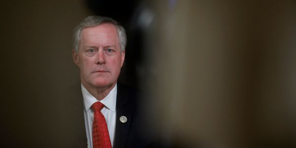 Mark Meadows: 'We are not going to negotiate on immigration while the government is shut down'