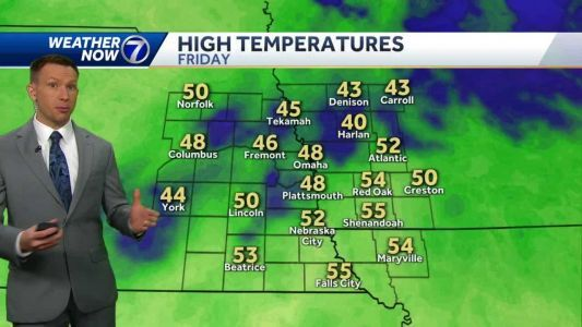 Warmer this weekend with ice jam flooding possible