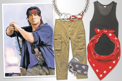 Rambo - Your new style icon for fall