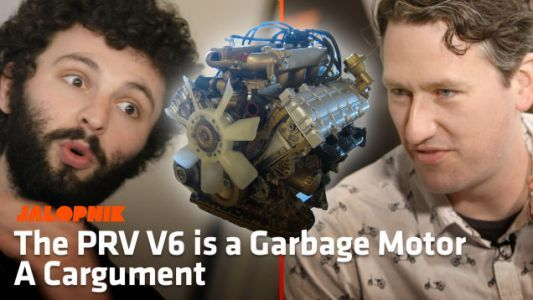 Do You Believe The PRV V6 Is The Best Engine Of All Time? Get Ready To Get Mad Online
