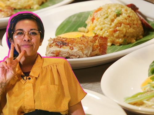 Watch: Why This Chef Left a Career in Neuroscience to Serve Filipino Food