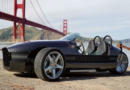 Canyon Carver: The Vanderhall Venice Autocycle