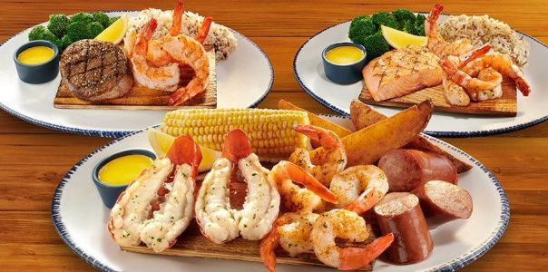 Red Lobster Welcomes Summer With Cedar-Plank Seafood Event