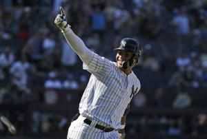 Torres, Yankees beat Blue Jays 8-7, pack up for London