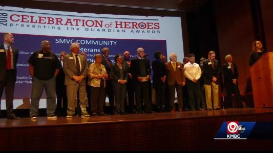 """""""Celebration of Heroes"""" to honor those supporting veterans"""