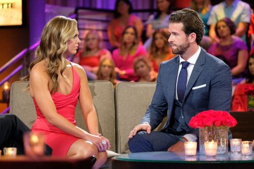 'Bachelorette' Alum Jed Wyatt Low-Key Shades Ex-Fiancee Hannah Brown After N-Word Controversy