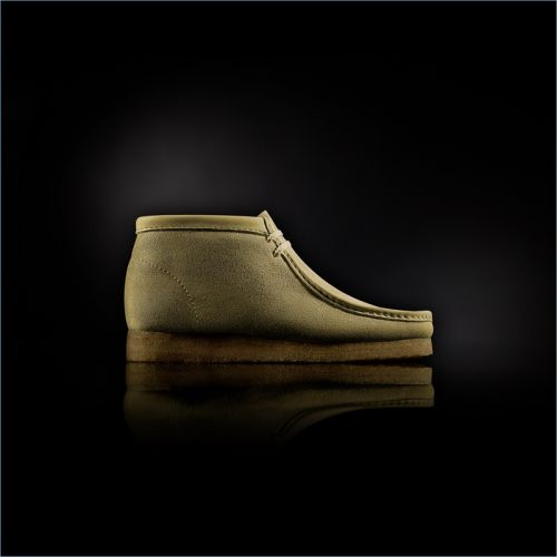 Clarks Unveils Made in Italy Wallabee Boots