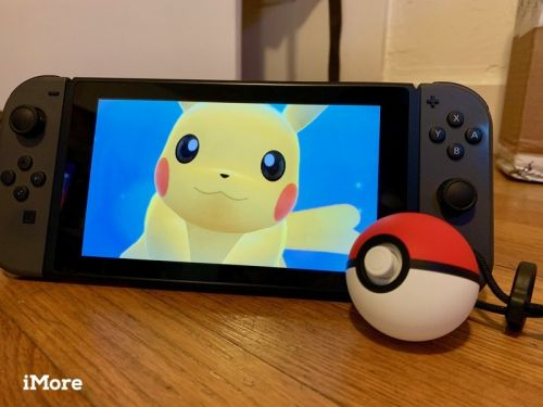 How to connect your Poke Ball Plus to Pokemon Let's Go