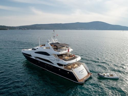 Explore the Eastern Mediterranean Onboard the Sublime BARRACUDA
