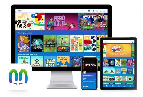 Alexa, read me a story: Specialized audio content for kids is on the rise