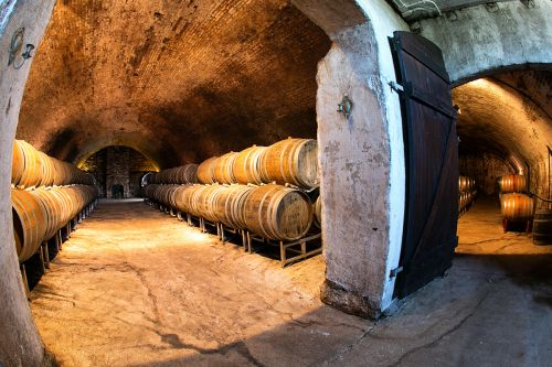 Head Underground in the Cellars of Missouri Wine Country
