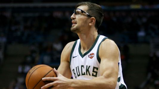 Bucks sideline Mirza Teletovic due to pulmonary emboli in both lungs