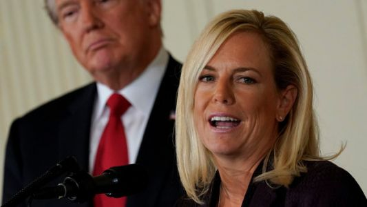 DHS Secretary Kirstjen Nielsen Is Offended People Think Donald Trump Is Racist