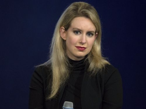 Theranos founder Elizabeth Holmes has been charged with fraud by the SEC