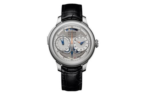F.P.Journe Unveils 18-Function Astronomic Souveraine Watch
