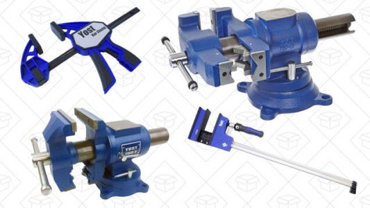 Get a Grip On Amazon's One-Day Yost Vise Sale