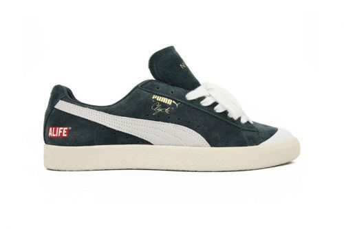 Alife and PUMA Link up for New York-Themed Clyde Pack