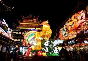 Record 415 million tourists & 513.9 billion yuan for China during Spring Festival holiday