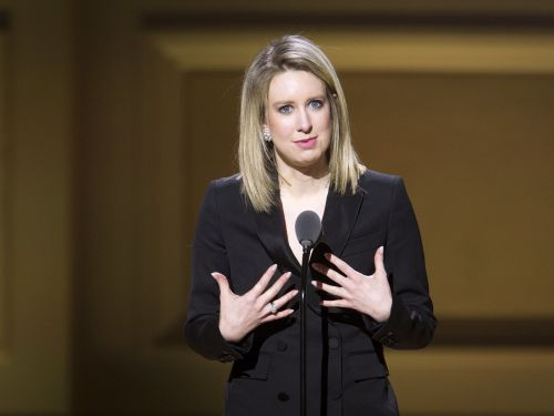 Theranos founder Elizabeth Holmes has been forced to give up majority control of the company to resolve charges of a 'massive fraud'