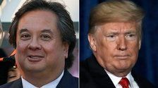 George Conway Fact-Checks Donald Trump's 'Totally Clears The President' Claim
