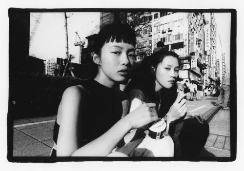 """""""portrait no.23"""" - A series exploring the beauty of Taiwanese people by Huang Jun Tuan"""