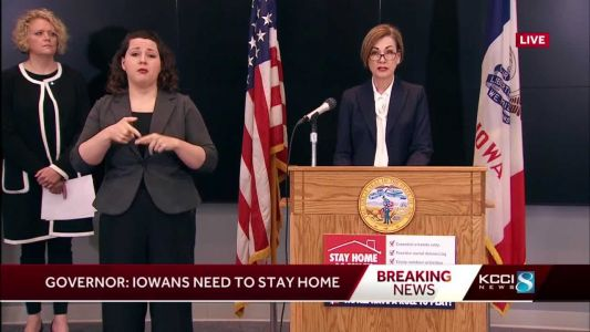 Reynolds orders additional closures amid COVID-19 outbreak in Iowa