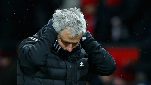 Matic was an island of personality - Mourinho questions United mentality