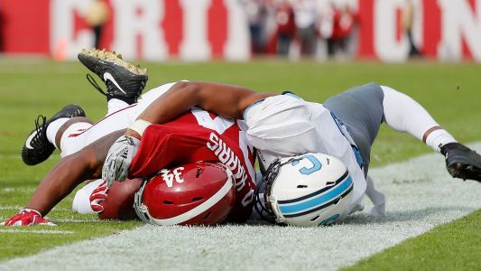 Damien Harris injury update: Alabama RB suffers concussion vs. The Citadel