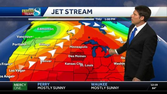 Hot, humid pattern sticks around for the time being