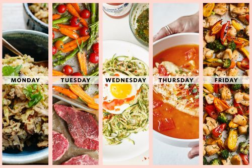 Next Week's Meal Plan: 5 Easy Keto Dinners for the Week Ahead