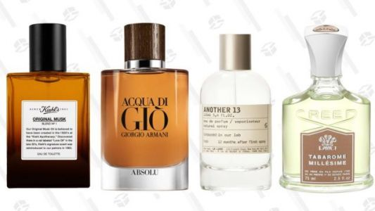 Four Musk Fragrances Your Girlfriend Will Want to Steal From You