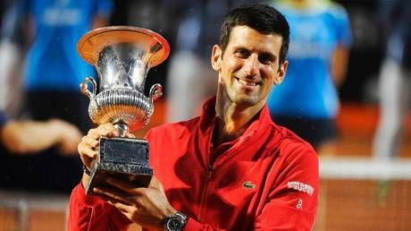'I still have a couple of gears': Italian Open champion Novak Djokovic says the best is yet to come at French Open