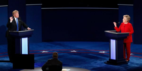 Trump is considering boycotting the 2020 TV debates because he thinks the moderators are all biased against him