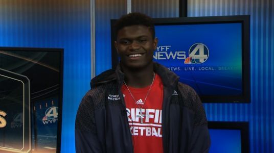 Upstate basketball star Zion Williamson to announce his college decision