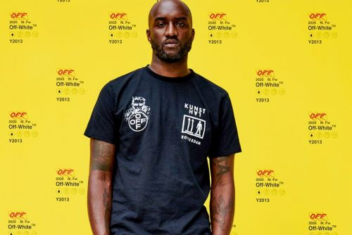Virgil Abloh Has Inked a Deal With His First Gallery