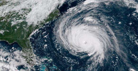 Hurricane Florence could dump up to 40 inches of rain on parts of the Carolinas - here's why the deluge may be so intense