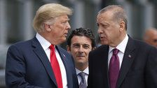 Trump Threatens Turkey With Economic Devastation If It Attacks Kurdish Fighters