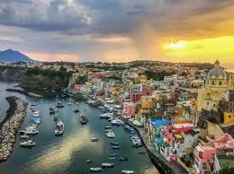 Procida Island named as a Italy's Capital of Culture