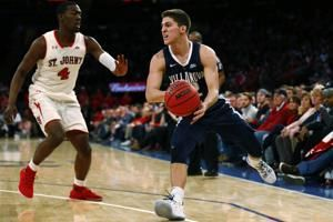 Figueroa lifts St. John's to 71-65 win over No. 13 Villanova
