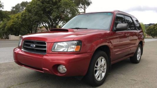 At $11,000, Is This Excellent-Seeming 2004 Subaru Forester XT Turbo Also an Excellent Buy?