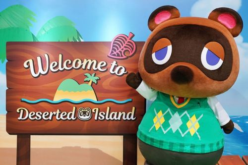 Nintendo Releases Free 'Animal Crossing' Wallpapers for Video Calls