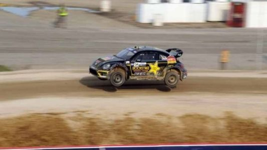 Global Rallycross Should Be A Lot More Popular Than It Is