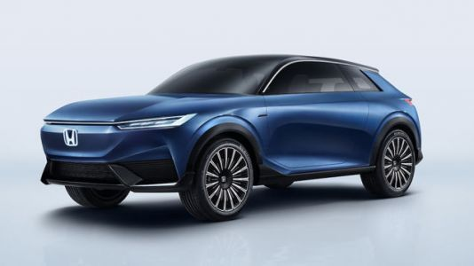 Honda's Electric SUV Concept For China Looks Kind Of Great